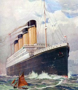 the White Star's Titanic